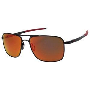 3d94daf25b Oakley Polarized Gauge 6 Sunglasses OO6038-0457 Prizm Ruby
