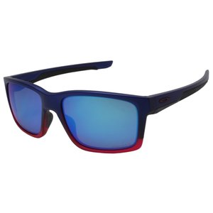 e54fe2b079 Oakley Mainlink Prizm Sunglasses OO9264-3257 Neon Blue Pop Fade